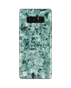 Graphite Turquoise Galaxy Note 8 Skin