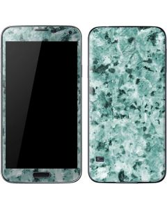 Graphite Turquoise Galaxy S5 Skin