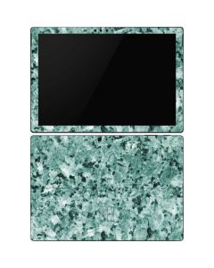 Graphite Turquoise Surface Pro 6 Skin
