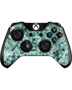 Graphite Turquoise Xbox One Controller Skin
