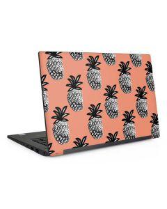 Gray Scale Pineapple Dell Latitude Skin