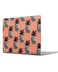 Gray Scale Pineapple Pixelbook Skin