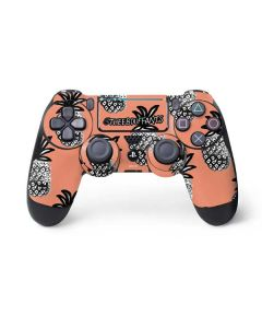 Gray Scale Pineapple PS4 Pro/Slim Controller Skin