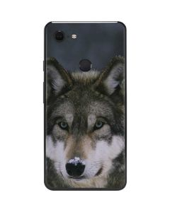 Gray Wolf at International Wolf Center Google Pixel 3 XL Skin