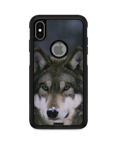 Gray Wolf at International Wolf Center Otterbox Commuter iPhone Skin