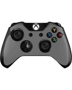 Gray Xbox One Controller Skin