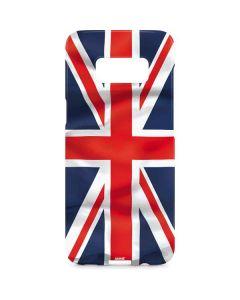 Great Britain Flag Galaxy S8 Plus Lite Case