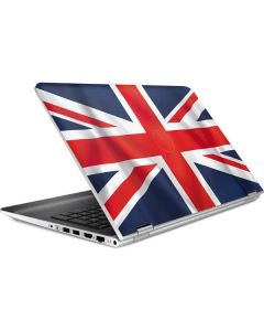 Great Britain Flag  HP Pavilion Skin