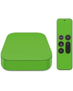 Green Apple TV Skin