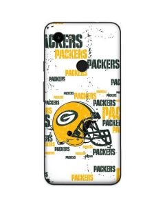 Green Bay Packers - Blast Google Pixel 3a Skin