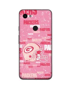 Green Bay Packers - Blast Pink Google Pixel 3a Skin