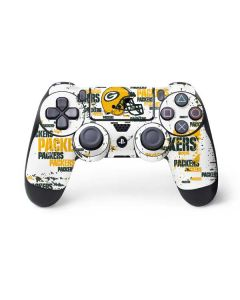 Green Bay Packers - Blast PS4 Controller Skin