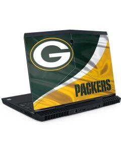 Green Bay Packers Dell Alienware Skin