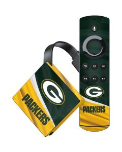 Green Bay Packers Amazon Fire TV Skin