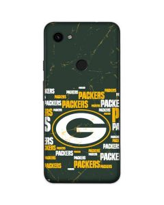 Green Bay Packers Blast Google Pixel 3a Skin
