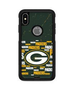 Green Bay Packers Blast Otterbox Commuter iPhone Skin