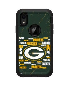 Green Bay Packers Blast Otterbox Defender iPhone Skin