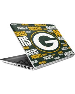 Green Bay Packers Blast HP Pavilion Skin