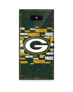 Green Bay Packers Blast Razer Phone 2 Skin