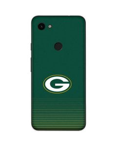 Green Bay Packers Breakaway Google Pixel 3a Skin