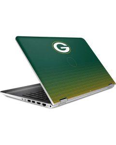 Green Bay Packers Breakaway HP Pavilion Skin