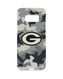 Green Bay Packers Camo Galaxy S8 Plus Lite Case