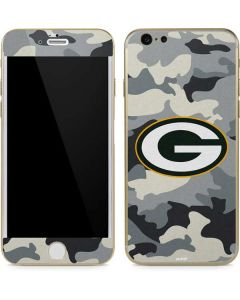 Green Bay Packers Camo iPhone 6/6s Skin