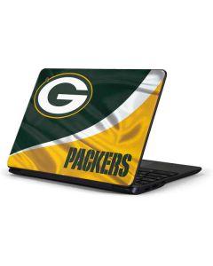 Green Bay Packers Samsung Chromebook Skin