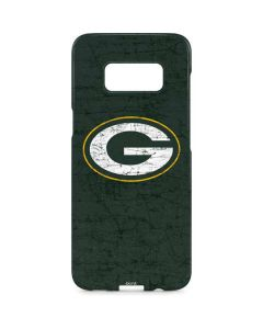 Green Bay Packers Distressed Galaxy S8 Plus Lite Case
