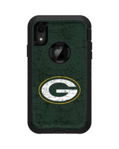 Green Bay Packers Distressed Otterbox Defender iPhone Skin