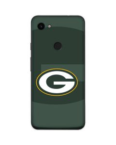 Green Bay Packers Double Vision Google Pixel 3a Skin