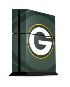 Green Bay Packers Double Vision PS4 Console Skin
