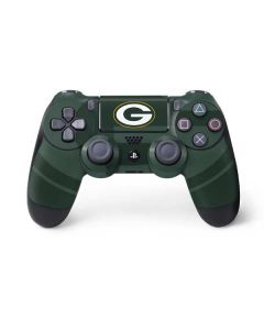 Green Bay Packers Double Vision PS4 Controller Skin