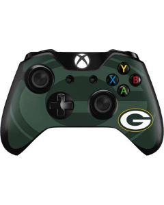 Green Bay Packers Double Vision Xbox One Controller Skin