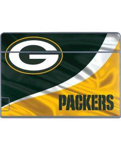 Green Bay Packers Galaxy Book Keyboard Folio 12in Skin