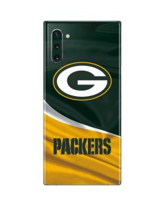 Green Bay Packers Galaxy Note 10 Skin