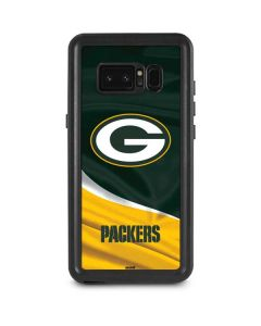 Green Bay Packers Galaxy Note 8 Waterproof Case