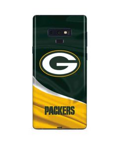 Green Bay Packers Galaxy Note 9 Skin