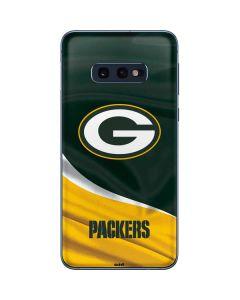 Green Bay Packers Galaxy S10e Skin