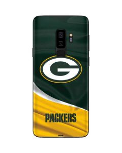 Green Bay Packers Galaxy S9 Plus Skin
