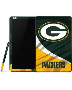 Green Bay Packers Samsung Galaxy Tab Skin