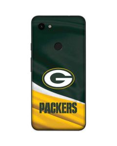 Green Bay Packers Google Pixel 3a Skin