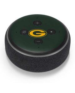 Green Bay Packers Green Performance Series Amazon Echo Dot Skin