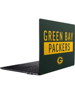 Green Bay Packers Green Performance Series Ativ Book 9 (15.6in 2014) Skin