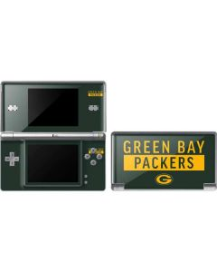 Green Bay Packers Green Performance Series DS Lite Skin