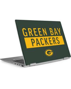 Green Bay Packers Green Performance Series HP Envy Skin