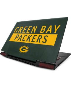 Green Bay Packers Green Performance Series Lenovo Ideapad Skin