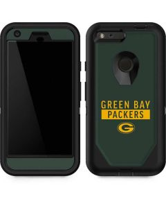 Green Bay Packers Green Performance Series Otterbox Defender Pixel Skin