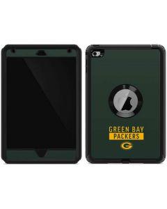 Green Bay Packers Green Performance Series Otterbox Defender iPad Skin