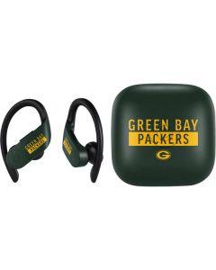 Green Bay Packers Green Performance Series PowerBeats Pro Skin